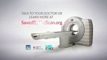 American Lung Association TV Spot, 'Saved by the Scan' - Thumbnail 9