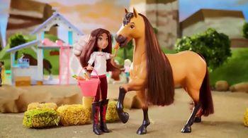 DreamWorks Spirit and Lucky Deluxe Feeding Set TV Spot, 'Feeding Magic'