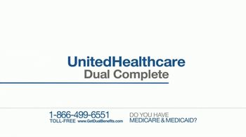 UnitedHealthcare Dual Complete TV Spot, 'Get More Benefits' - Thumbnail 8