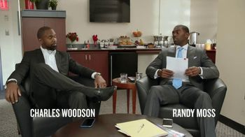 Vivid Seats TV Spot, 'Wide Open' Featuring Charles Woodson, Randy Moss - 195 commercial airings