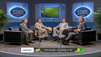 Element 4K UHD Smart TV TV Spot, 'Analyze This' Featuring Matt Leinart - 14 commercial airings