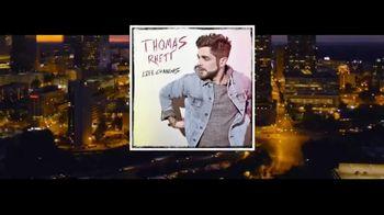 Big Machine TV Spot, 'Thomas Rhett: Life Changes' - Thumbnail 4