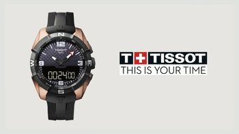 Tissot T-Touch Expert Solar NBA Special Edition TV Spot, 'Perfection' - Thumbnail 8