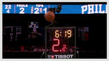 Tissot T-Touch Expert Solar NBA Special Edition TV Spot, 'Perfection' - Thumbnail 5
