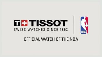 Tissot T-Touch Expert Solar NBA Special Edition TV Spot, 'Perfection' - Thumbnail 7