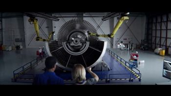 General Electric TV Spot, 'Meet Molly, the Kid Who Never Stops Inventing' - Thumbnail 9