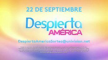 Despierta América TV Spot, 'Universal Orlando Resort sorteo' [Spanish]