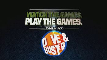 Dave and Buster's TV Spot, 'All-You-Can-Eat Wings' Featuring Lee Corso - Thumbnail 8