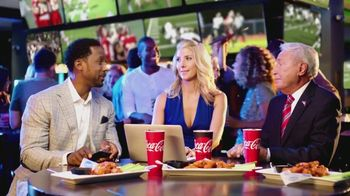 Dave and Buster's TV Spot, 'All-You-Can-Eat Wings' Featuring Lee Corso