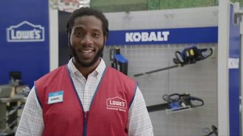 Lowe's Labor Day Savings Event TV Spot, 'The Moment: Backyard: Grill' - Thumbnail 5
