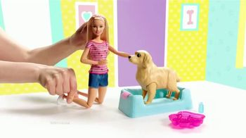 Barbie Newborn Pups TV Spot, 'Puppies' - Thumbnail 1