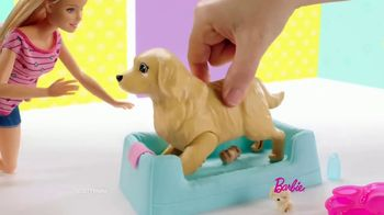 Barbie Newborn Pups TV Spot, 'Puppies' - Thumbnail 3