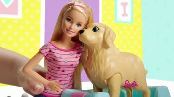 Barbie Newborn Pups TV Spot, 'Puppies' - Thumbnail 4