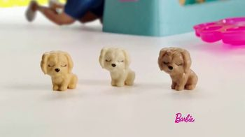 Barbie Newborn Pups TV Spot, 'Puppies' - Thumbnail 5