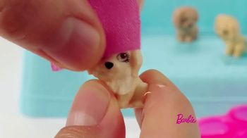 Barbie Newborn Pups TV Spot, 'Puppies' - Thumbnail 6