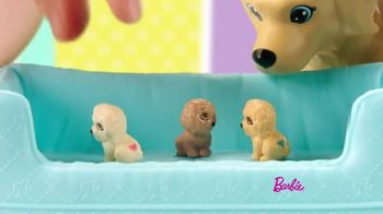 Barbie Newborn Pups TV Spot, 'Puppies' - Thumbnail 7