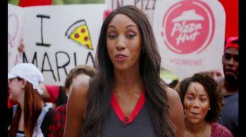 Pizza Hut Rewards TV Spot, 'ESPN: More Free Pizza' Featuring Maria Taylor - Thumbnail 2