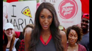 Pizza Hut Rewards TV Spot, 'ESPN: More Free Pizza' Featuring Maria Taylor - Thumbnail 3