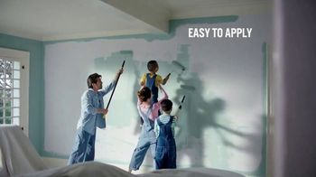 BEHR Paint Premium Plus TV Spot, 'One Home, Many Lives: Labor Day Savings'