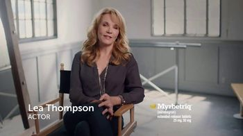 Myrbetriq TV Spot, 'Keep On Dancing Sweepstakes' Featuring Lea Thompson
