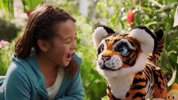 FurReal Friends Roarin' Tyler TV Spot, 'Responds to You' - 1869 commercial airings