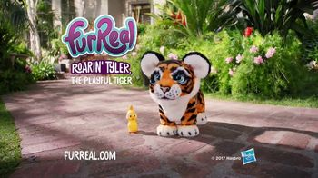 FurReal Friends Roarin' Tyler TV Spot, 'Responds to You' - Thumbnail 9