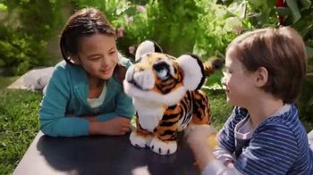 FurReal Friends Roarin' Tyler TV Spot, 'Responds to You' - Thumbnail 3