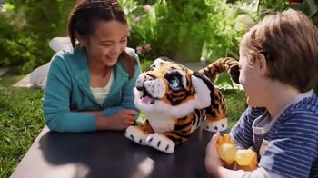FurReal Friends Roarin' Tyler TV Spot, 'Responds to You' - Thumbnail 4