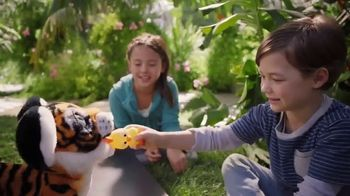 FurReal Friends Roarin' Tyler TV Spot, 'Responds to You' - Thumbnail 5