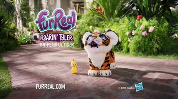 FurReal Friends Roarin' Tyler TV Spot, 'Responds to You' - Thumbnail 8