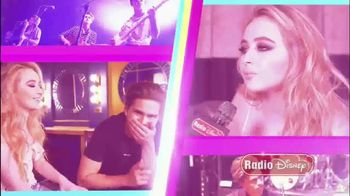 Radio Disney App TV Spot, 'Insider: Sabrina Carpenter and Alex Aiono' - Thumbnail 6