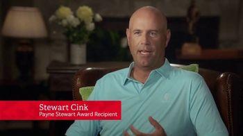 Southern Company TV Spot, '2017 Payne Steward Award' Featuring Stewart Cink