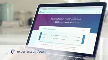 Experian Dark Web Scan TV Spot, 'Protect Your Identity' - Thumbnail 5