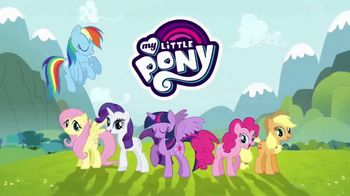 My Little Pony: The Movie Seashell Lagoon TV Spot, 'Pinkie Pie' - Thumbnail 1