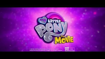 My Little Pony: The Movie Seashell Lagoon TV Spot, 'Pinkie Pie' - Thumbnail 6