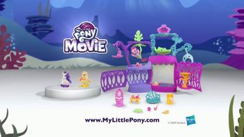 My Little Pony: The Movie Seashell Lagoon TV Spot, 'Pinkie Pie' - Thumbnail 5