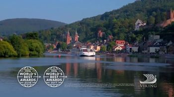 Viking Cruises TV Spot, 'Travel & Leisure: World's Best' - Thumbnail 10