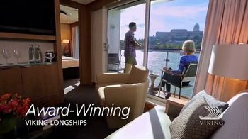 Viking Cruises TV Spot, 'Travel & Leisure: World's Best' - Thumbnail 4
