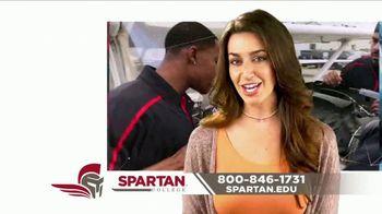 Spartan College of Aeronautics and Technology TV Spot, 'Curiosity' - Thumbnail 1