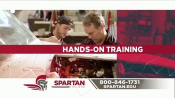 Spartan College of Aeronautics and Technology TV Spot, 'Curiosity' - Thumbnail 3