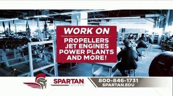Spartan College of Aeronautics and Technology TV Spot, 'Curiosity' - Thumbnail 5