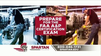Spartan College of Aeronautics and Technology TV Spot, 'Curiosity' - Thumbnail 6