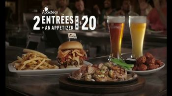 Applebee's 2 for $20 TV Spot, 'ESPN: Bringing Rivals Together' - Thumbnail 7
