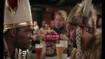 Applebee's 2 for $20 TV Spot, 'ESPN: Bringing Rivals Together' - 139 commercial airings