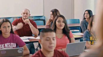 Texas Wesleyan University TV Spot, 'Don't Go Unnoticed' - Thumbnail 6