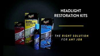 Meguiar's Headlight Restoration Kits TV Spot, 'Repair, Restore and Protect' - Thumbnail 8