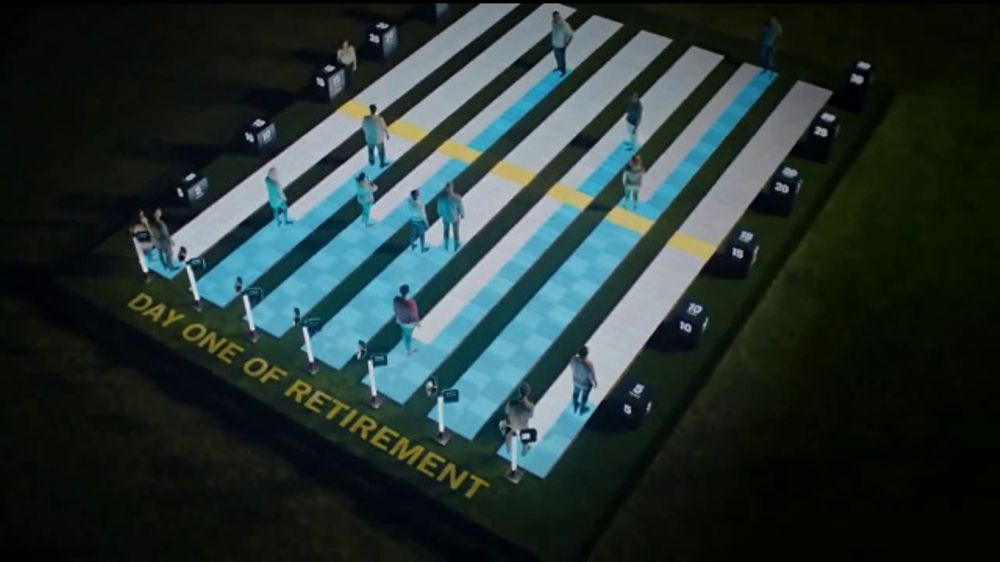 Prudential TV Commercial, 'The Prudential Walkways Experiment'