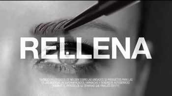 Maybelline New York Brow Precise Micro Pencil TV Spot, 'Rellena' [Spanish] - Thumbnail 6