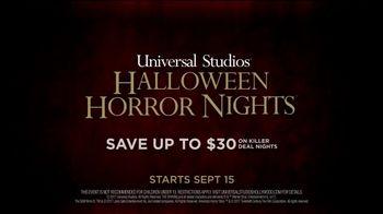 Universal Studios Halloween Horror Nights TV Spot, 'The Best Nightmares' - Thumbnail 10