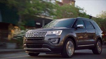 Ford Explorer TV Spot, 'For What Matters Most' [T1] - Thumbnail 6